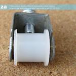 SKU: LC-TENSION/Y/L, Belt Tensioner Wheel with Adjustment Bracket for TruCUT Laser Lite Y-Axis