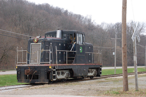 "Whitewater Valley RR ""Polar Express"""