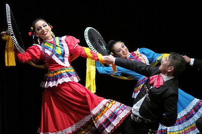 El Ballet Folklorico Mexicano
