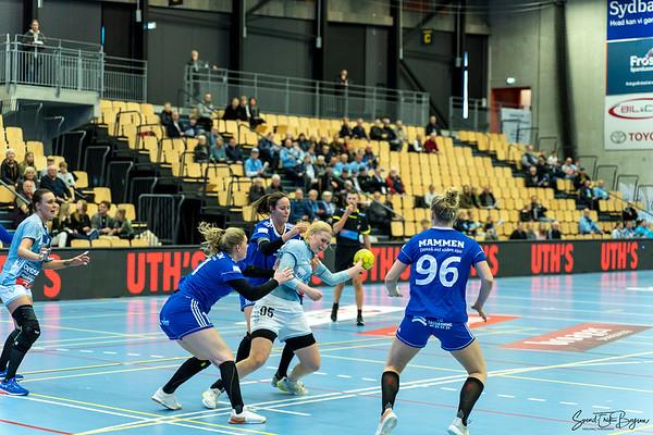 SønderjyskE vs Bjerringbro FH 04.01.2020