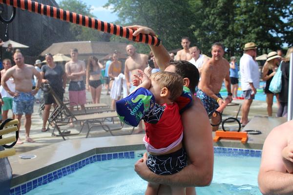 August 5 - Pool Games