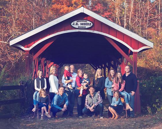 Burks Extended Family