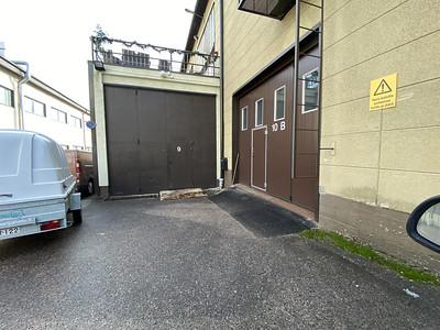 Vantaa Vantaanpuistontie 29 ovi 9