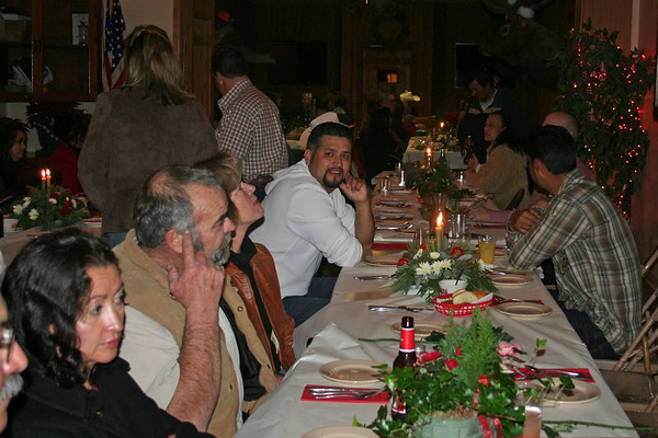 Christmas Party 2009 - Rava Ranch