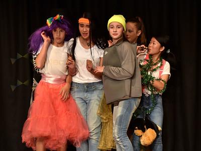 Mana College: A Midsummer Night's Dream - Act IV sc ii, Act V sc i