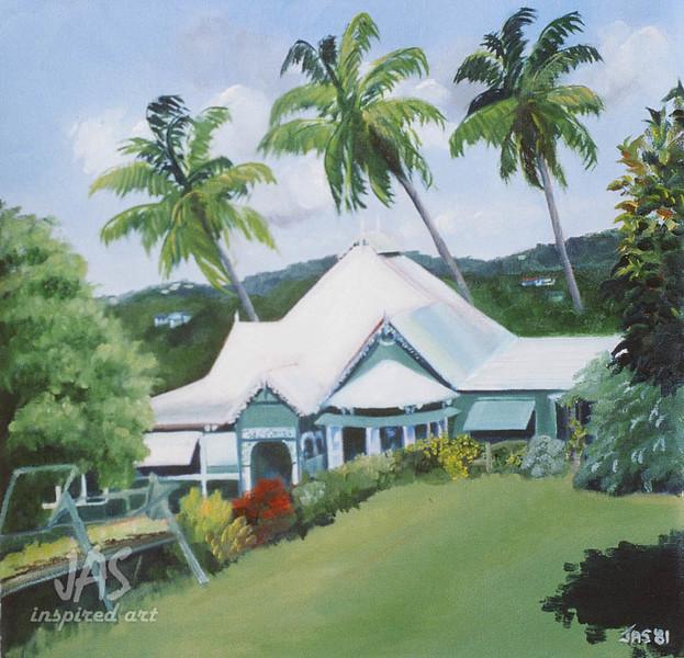 Mrs Church's House