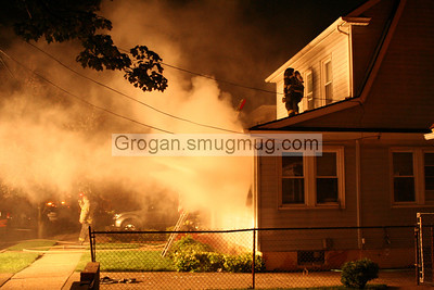 Sherwood Avene House Fire 8/16/08