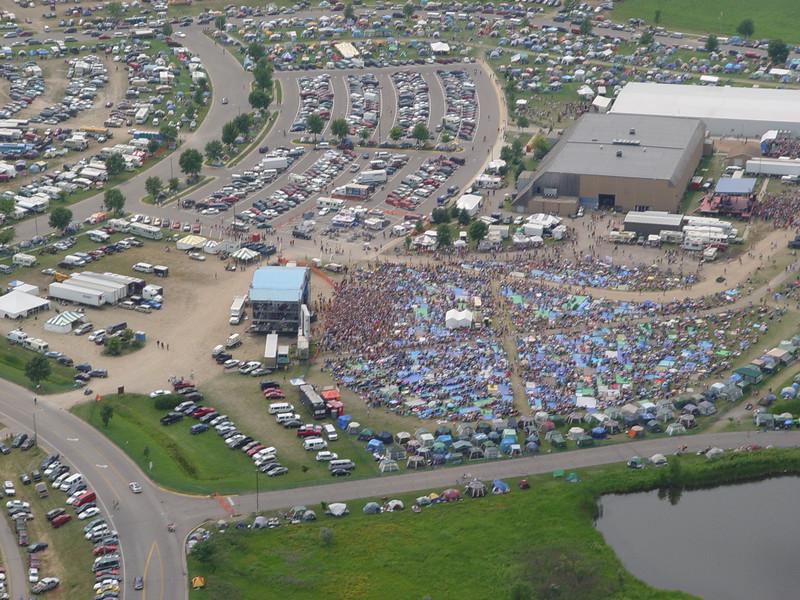 2004 SonShine Music Fest in Willmar MN