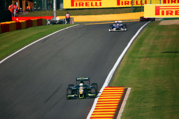 2012 Belgian Grand Prix, Spa