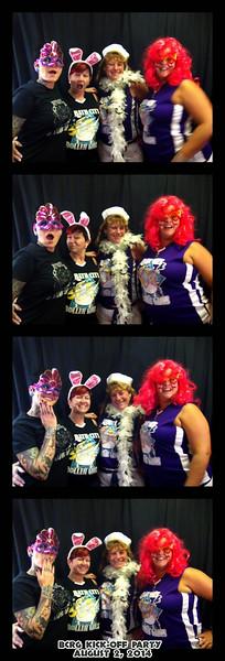 BCRG Kick-Off Party - PhotoBooth Pics 8.2.14