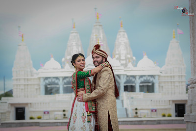 HETSHREE AND RAKESH WEDDING 1