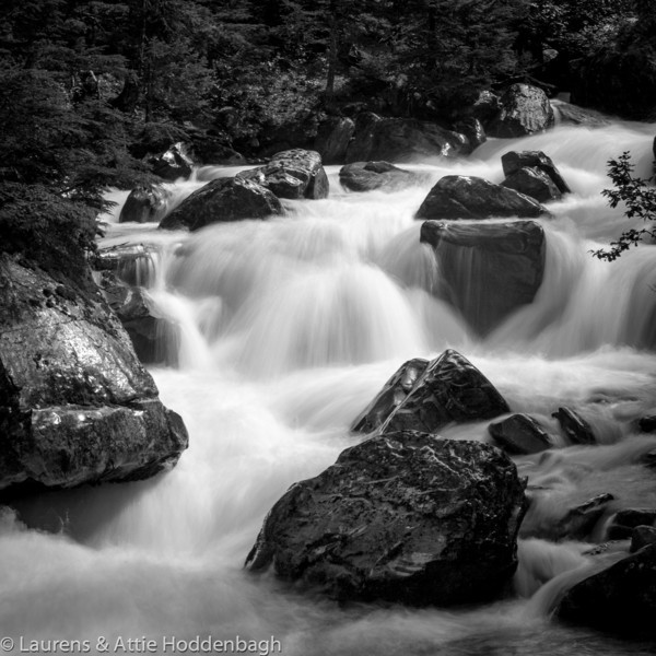 Meeting of the waters, Glacier national Park, BC, CA  Filename: CEM016352-GlacierNP-BC-CA.jpg