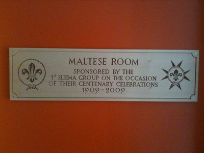 The Maltese Room in Kandersteg Switzerland - 5th June 2010