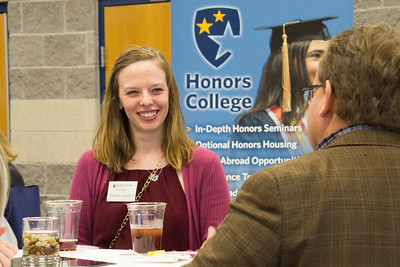 2017 Honors College Reception