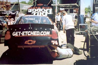 NASCAR Busch North Race @ Lake Erie 7-9-2005