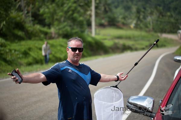 Fiji 2018 running photos