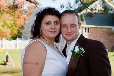 Tina & Chris