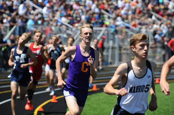 D4 Boys' 800 Meters - 2018 MHSAA LP T&F Finals