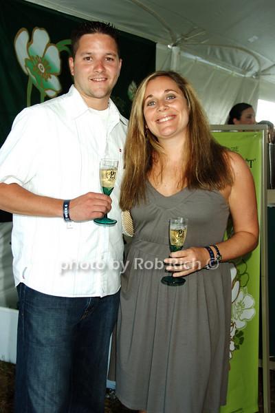 Richard Drew, Krista Zilnicki photo by Rob Rich © 2008 516-676-3939 robwayne1@aol.com