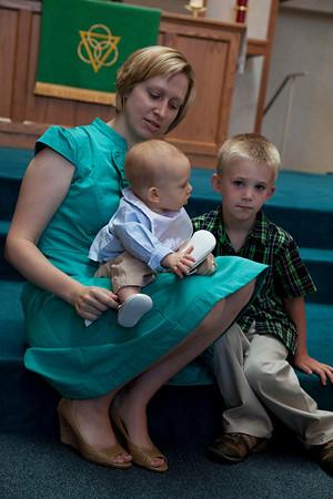Ben Baptism June 26 2010