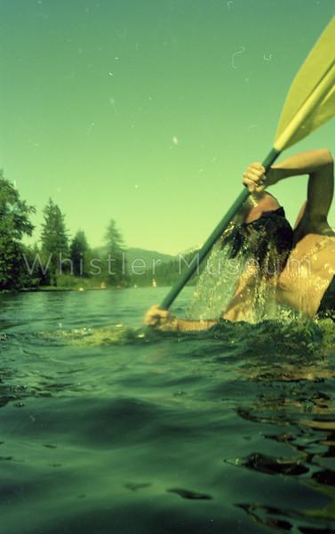 1974 Kayak, Alta Lake - Nikon OS