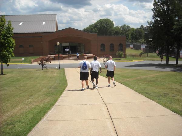 Skills Camp, August 19