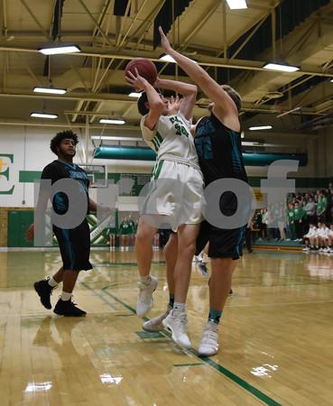 Southeast Valley @ St. Edmond Boys Basketball 12/5/17