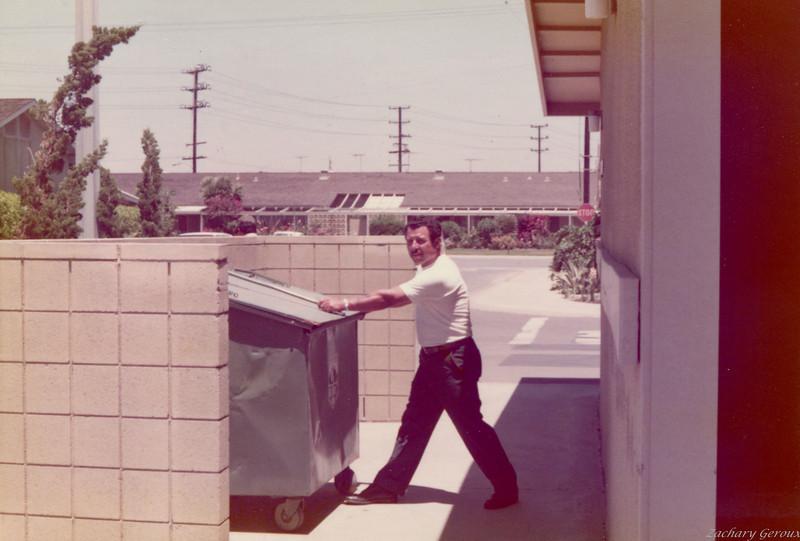 Retrieving the Dumpster