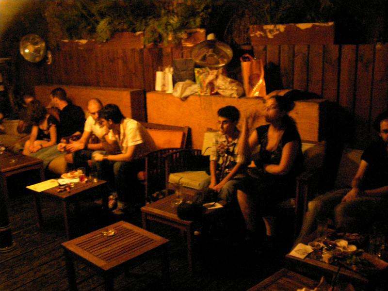 המסיבה במבט על נוסף