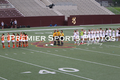 Girls Soccer Playoff - Deer Park vs La Porte 4/2/2012
