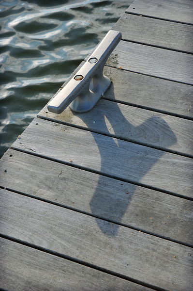 Dock at Cedarville.
