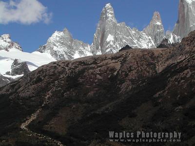 In Patagonia, Dec. 2004