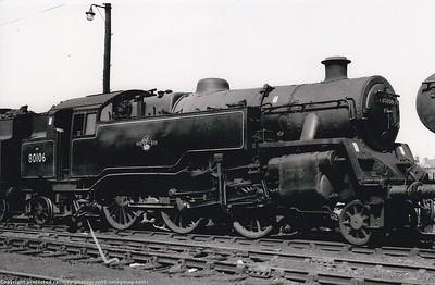 80106-80115 Built 1954 Doncaster