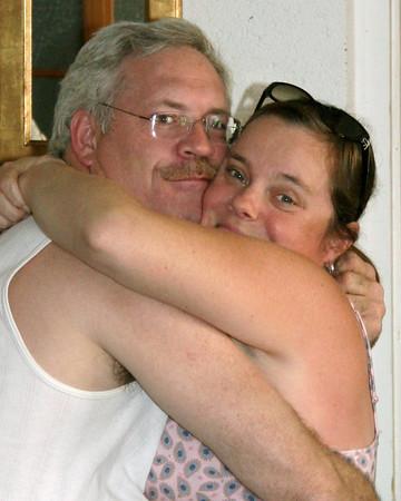 Pete & Jo 7.8.2006