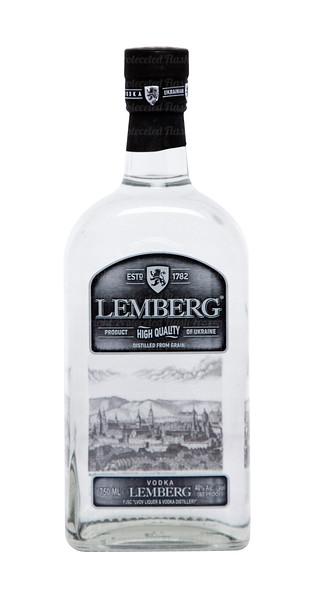 Lemberg Vodka!