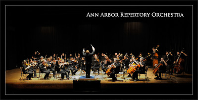 Ann Arbor Repertory Orchestra (AARO)