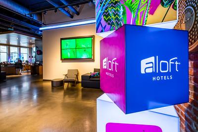 ALOFT Hotel - Louisville KY