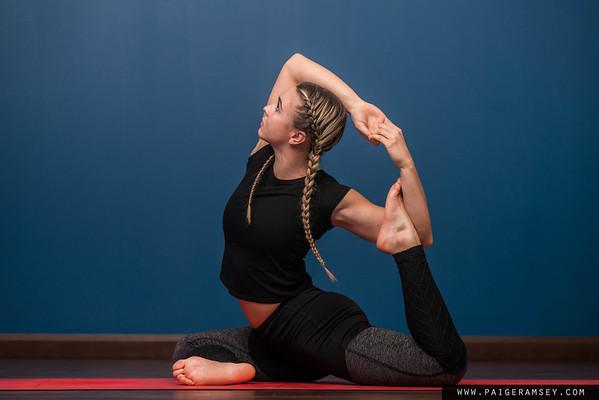 2018 Anderson Yoga Center