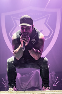 Bad Wolves (USA) @ AFAS Live - Amsterdam - The Netherlands/Países Bajos