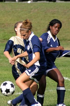 Girls Soccer - Fall 2005