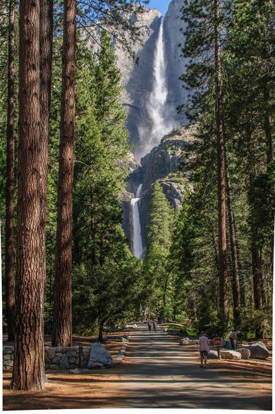 Yosemite Valley - May, 2012