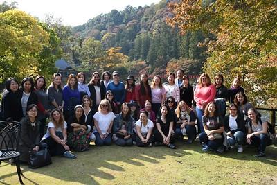 PTA Cultural Trip to Asuke-Korankei