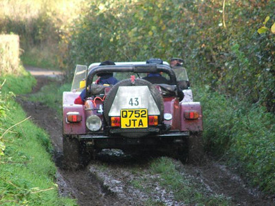 Allen Classic Trial - 26 Nov 2006