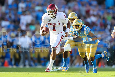 Oklahoma vs UCLA 2019