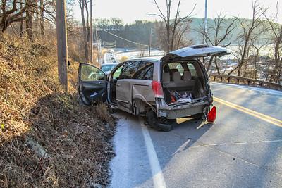 2-1-18 MVA With Injuries, Bear Mountain Bridge Road