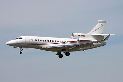 Monaco Corporate Aircraft