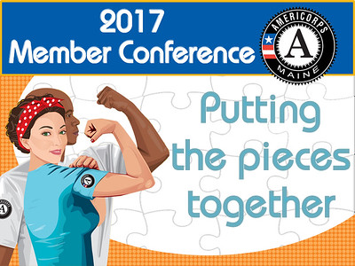 2017 Maine AmeriCorps Member Conference