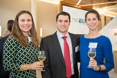 Orange County United Way's Tocqueville Society Bench & Bar Networking Event at Edwards Lifesciences