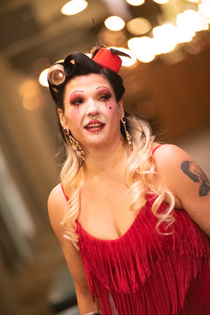 Bettie Bombshells Holiday Cabaret