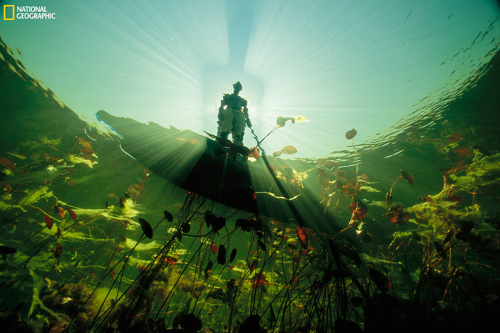. 763303: DAVID DOUBILET/National Geographic  Okavango River, Botswana, 2004 Christie�s Auction: TIMELESS: NATIONAL GEOGRAPHIC AS CELEBRATED BY TASCHEN BOOKS www.christies.com/natgeo
